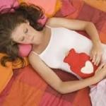 cách giảm đau bụng kinh, giam dau bung kinh