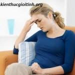 triệu chứng u xơ tử cung, trieu chung u xo tu cung