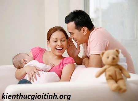 Chuyện ấy sau sinh có thay đổi gì? chuyen ay sau sinh co nhung thay doi gi