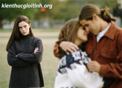 Làm gì khi chồng ngoại tình lung tung, khi chong ngoai tinh