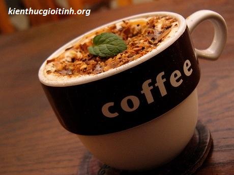 Cà phê thực phẩm tránh thai tự nhiên, ca phe la thuc pham tranh thai tu nhien