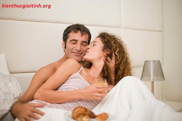 Quan hệ tình dục hỗ trợ điều trị khô âm đạo, quan he tinh duc ho tro dieu tri kho am dao