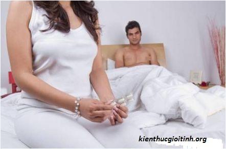 Tránh thai hiệu quả trong lần đầu quan hệ, tranh thai hieu qua trong lan dau quan he