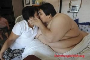 Những rắc rối về tình dục ở người béo