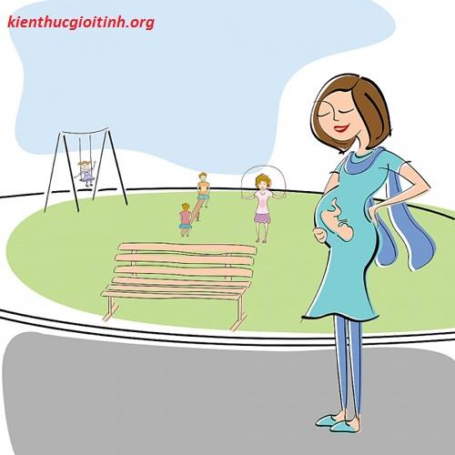 Những lưu ý khi sắp sinh, nhung luu y khi sap sinh