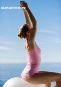 Sau sinh bao lâu thì tập thể dục?