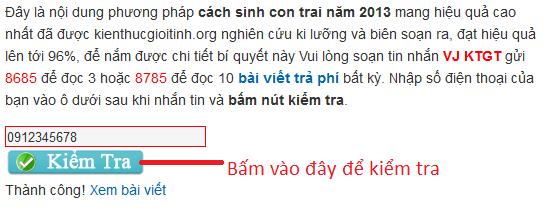 Hướng dẫn nhắn tin xem bài viết tại Kienthucgioitinh.org 02