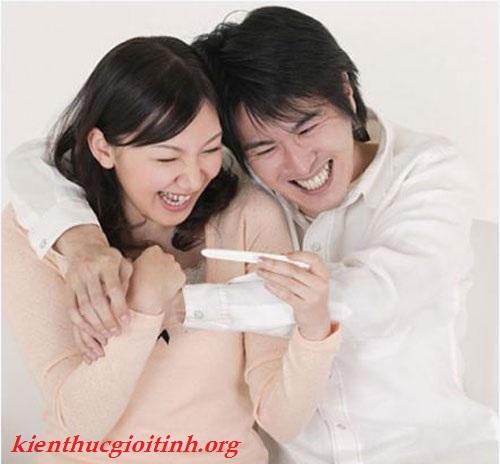 7 cách làm tăng khả năng có thai, 7 cach lam tang kha nang co thai