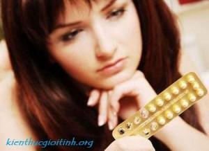 Cẩn thận với thuốc tránh thai chứa Drospirenone