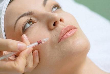 Cẩn thận khi tiêm botox, can than khi tiem botox