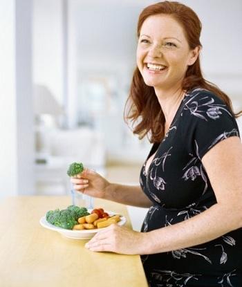 Đảm bảo chế độ dinh dưỡng cho bà bầu khi ốm nghén, dam bao che do dinh duong cho ba bau khi om nghen
