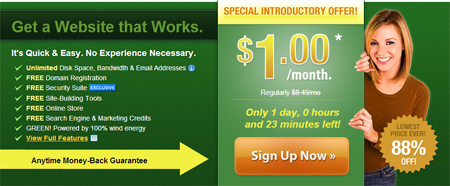 Godaddy vs iPage hosting review, comparison and coupon code 2013