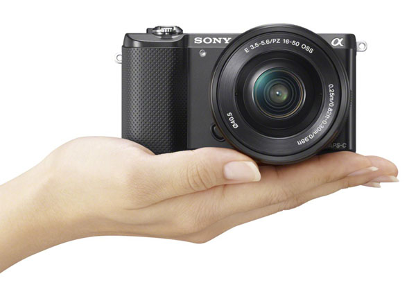 Sony launched Alpha A5000 - Specs and first look