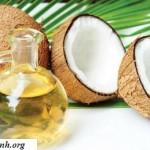 Cách làm đạp da từ dầu dừa, cach lam dep da tu dau dua