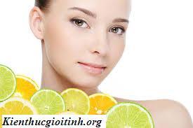 Cách làm đẹp da từ chanh tươi cực kỳ hiệu quả
