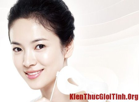 Cách làm đẹp da của sao Hàn, cach lam dep da cua sao Han