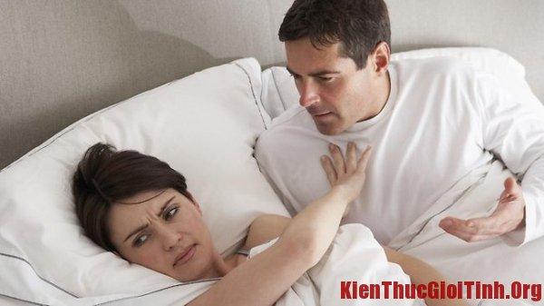 Những thời điểm không nên quan hệ tình dục