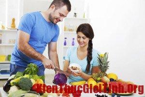 Thực phẩm giúp tăng khả năng thụ thai