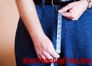 Cách đo kích thước dương vật đúng chuẩn quốc tế