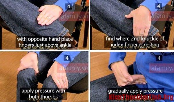 Massage: Phương pháp giảm đau bụng kinh cực hiệu quả