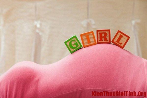 Biểu hiện nhận biết mang bầu con gái