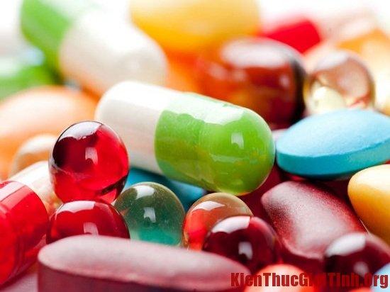 Lùi ngày kinh nguyệt bằng thuốc tránh thai