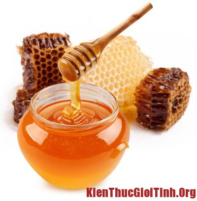 Hướng dẫn trị mụn cám bằng mật ong