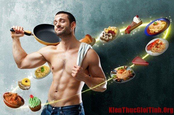 Nam giới yếu sinh lý nên kiêng ăn gì? Chế độ ăn uống hợp lý cho người yếu sinh lý
