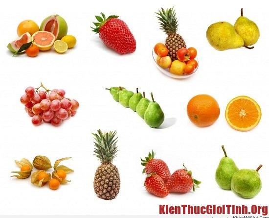 Điều trị xuất tinh sớm khi ăn nhiều các loại trái cây