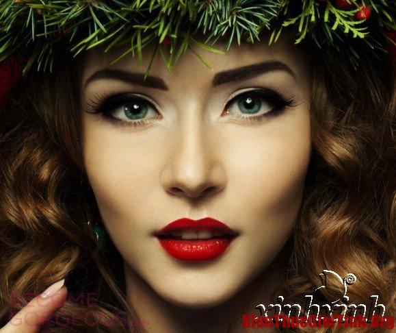 Tư vấn cách trang điểm cho lông mày thanh tú và ấn tượng để dự tiệc Giáng Sinh