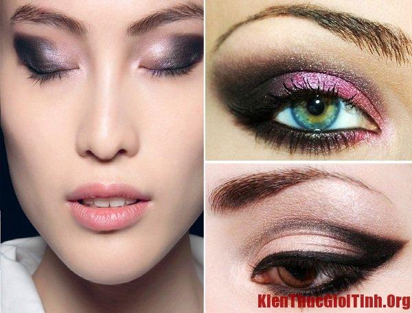 Phong cách trang điểm cho đôi mắt ấn tượng trong đêm Giáng Sinh