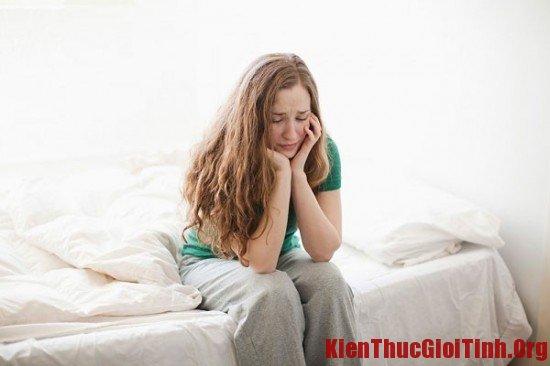 Quan hệ sau khi hết kinh 1 ngày thì có mang thai không?
