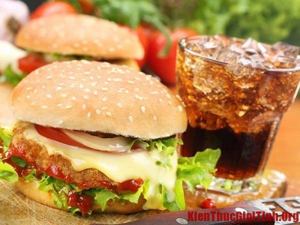 Những loại thực phẩm khiến nam giới yếu sinh lý