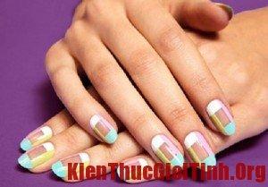 Hướng dẫn cách vẽ nail đơn giản, đẹp và độc đáo