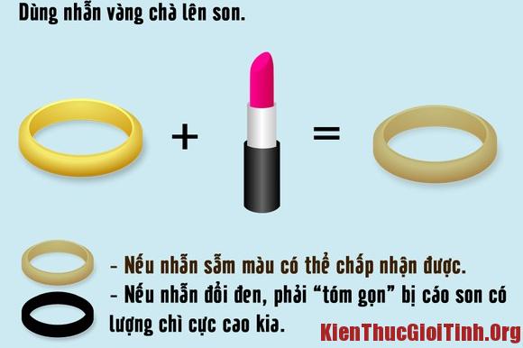 Hướng dẫn cách chọn son môi không chứa chì tránh thâm môi cho bạn gái