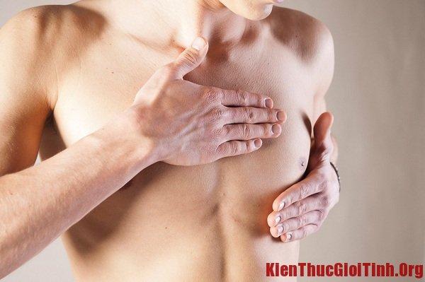 Dấu hiệu và cách phòng tránh ung thư vú ở nam giới