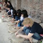 Khám phá làng gốm Bát Tràng 1 ngày