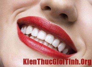 Mẹo làm trắng răng cực đơn giản và hiệu quả tại nhà