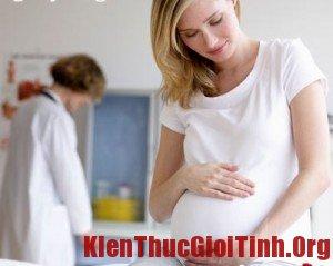 Bị viêm âm đạo khi mang thai có nguy hiểm không?