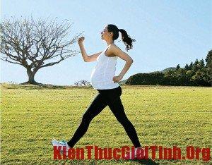 Bài tập thể dục dành cho bà bầu giúp dễ sinh cực an toàn