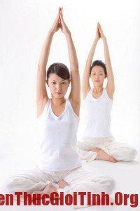 Hướng dẫn bài tập yoga giảm cân nhanh tại  nhà