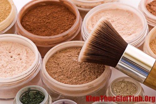 Bí quyết chọn phấn trang điểm phù hợp với từng loại da cụ thể