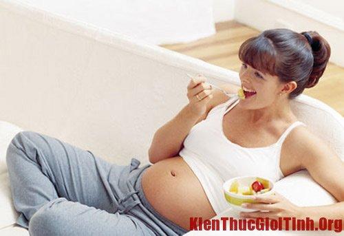 Chưa tiêm phòng trước khi mang thai nên làm gì?