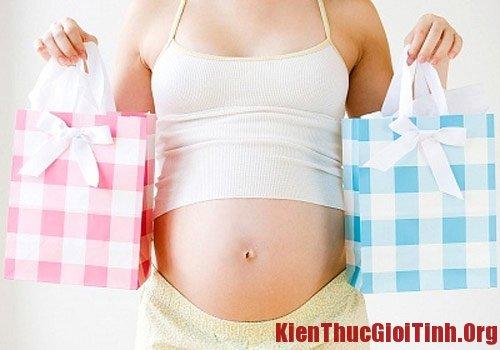 Dấu hiệu nhận biết mang thai sinh đôi