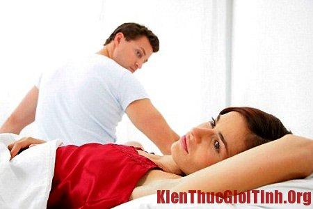 Nguyên nhân gây lãnh cảm ở phụ nữ