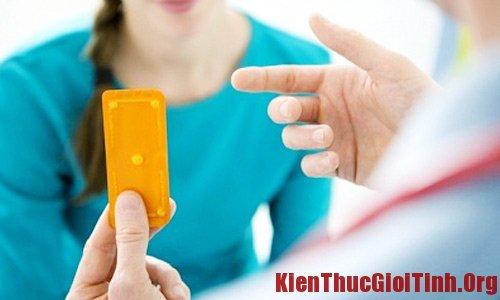 Xuất tinh ngoài có phải uống thuốc tránh thai khẩn cấp nữa không?