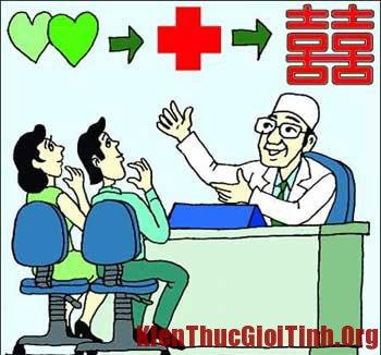 Khám sức khỏe tiền hôn nhân
