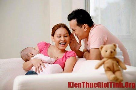 Biện pháp tránh thai sau sinh