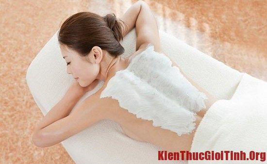 Cách tắm trắng da bằng hoa quả