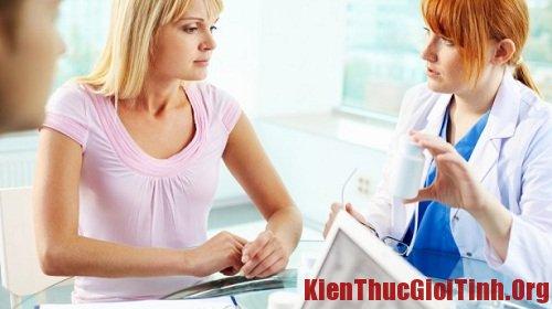 Điều trị viêm lộ tuyến cổ tử cung bằng đốt điện